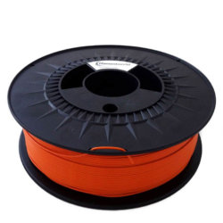 ABS Filament 1.75mm Orange