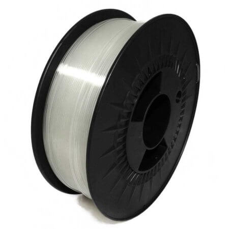 PLA Filament 1.75mm Glasklar