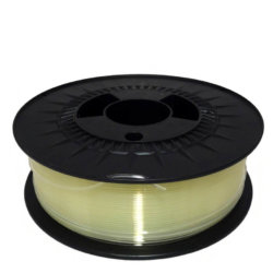 ABS Filament 1.75 mm Glasklar