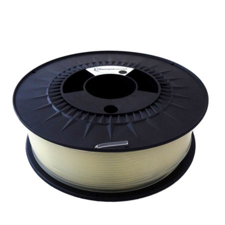ABS Filament 2.85 mm Glasklar
