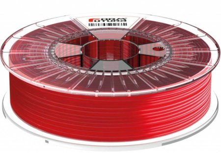 HDglass Filament - 1.75 mm Transparent Rot