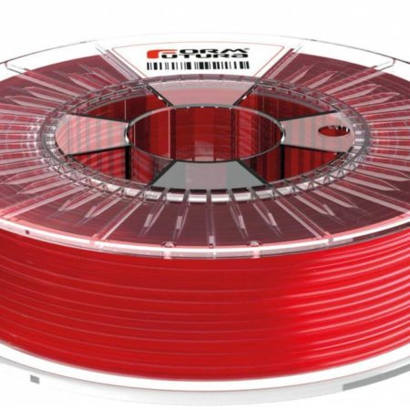HDglass Filament - 3 mm Transparent Rot