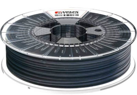 HDglass Filament - 3.00 mm Transparent Schwarz