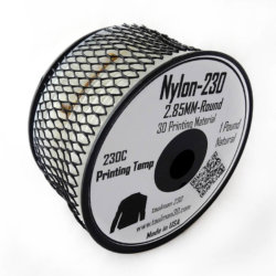 Taulman 230 Nylon Filament - 3.00mm Natur