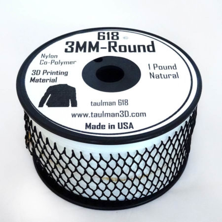 Taulman 618 Nylon Filament - 3.00mm Natur