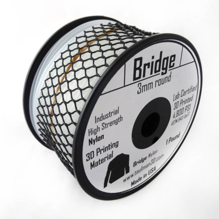 Taulman Bridge Filament - 3mm Natur