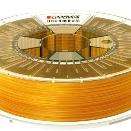 HDglass Filament - 3 mm Transparent Gelb