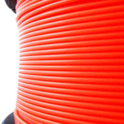 PLA Filament 1.75 mm Neon Orange