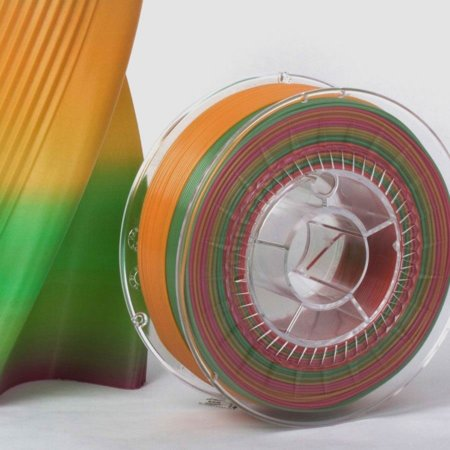 Multicolor PLA Filament - Fall / Herbstfarben