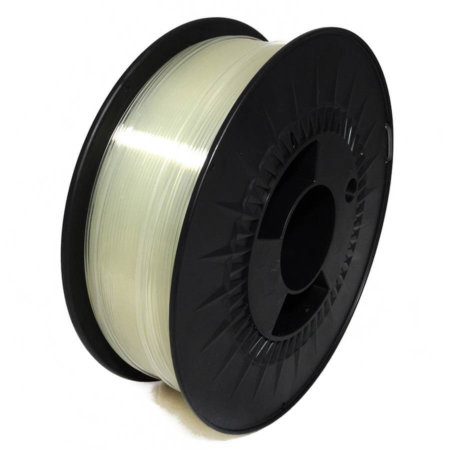 PMMA Filament 1.75 mm Glasklar