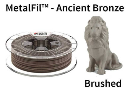 Metalfil Filament - Ancient Bronze - Gebürstet