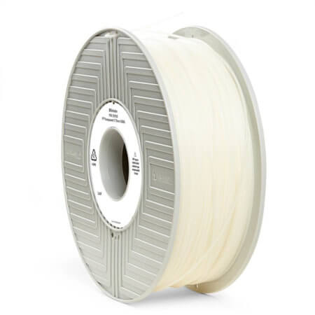 3D Drucker PP Filament - Transparent - Polypropylen - Verbatim 2.85 mm