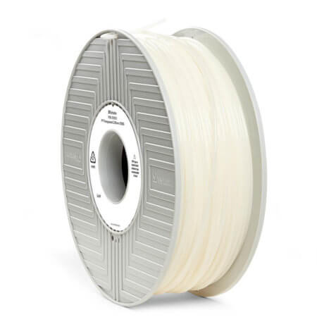 3D Drucker PP Filament - Transparent - Polypropylen - Verbatim 1.75 mm