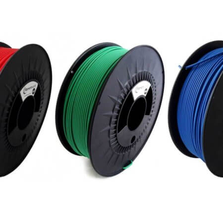 Filament Bundle - ABS 2.85 mm - Rot Grün Blau