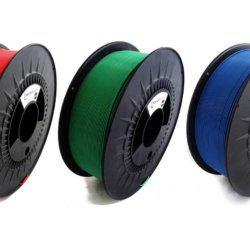 Filament Bundle - PLA 1.75 mm - Rot Grün Blau