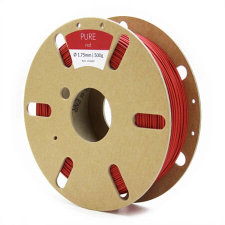 Aprintapro Printament PURE Filament - Rot