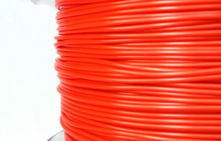 PLA Plus Filament - 1.75 mm - Rot