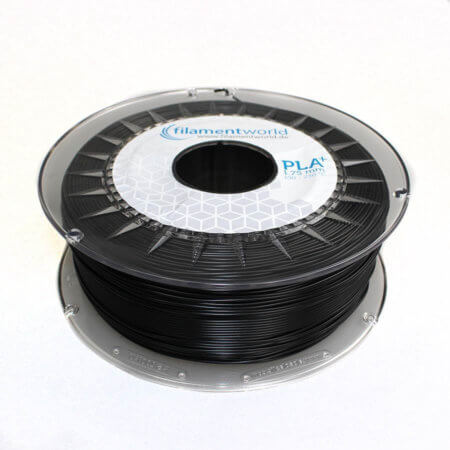 PLA Plus Filament - 1.75 mm - Schwarz