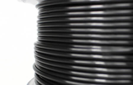 PLA Plus Filament - 2.85 mm - Schwarz