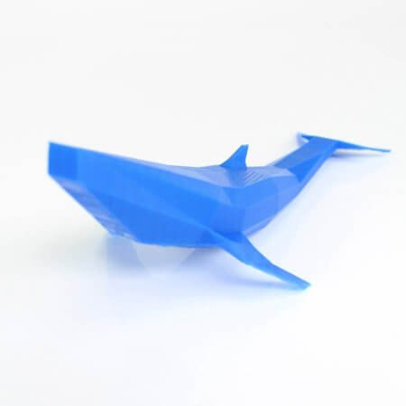 3D Drucker PLA Plus Filament - Blau