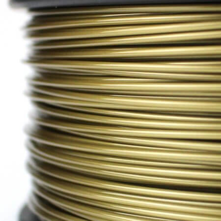 PETG Metallic Bronze Filament - 1.75 mm