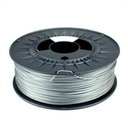 PETG Metallic Silber Filament - 1.75 mm
