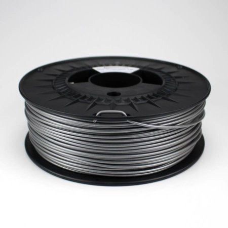 PETG Metallic Silber Filament - 2.85 mm
