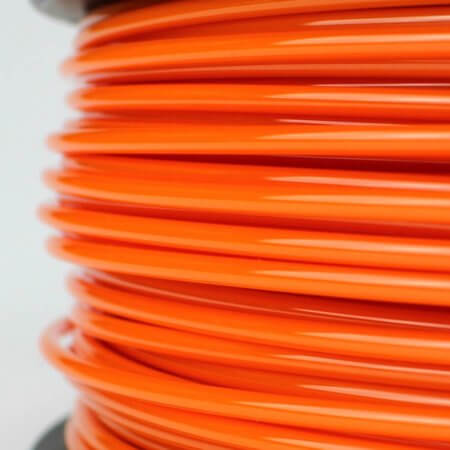 PETG Orange Filament - 2.85 mm