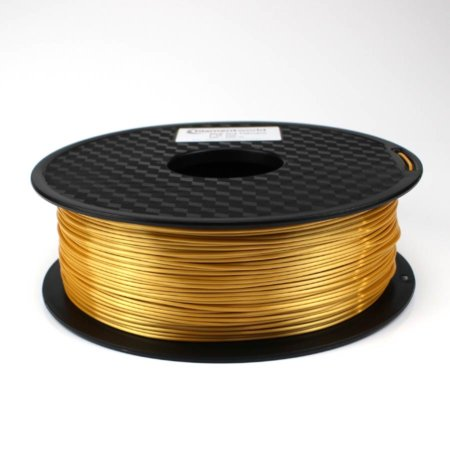 PLA Silk Filament - Gold - 1.75 mm