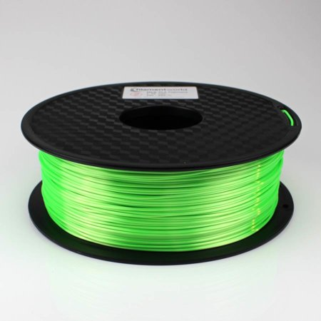 PLA Silk Filament - Hellgrün - 1.75 mm