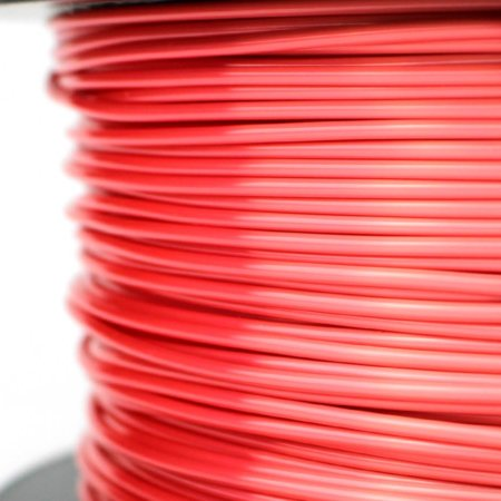 PLA Silk Filament - Rot - 1.75 mm