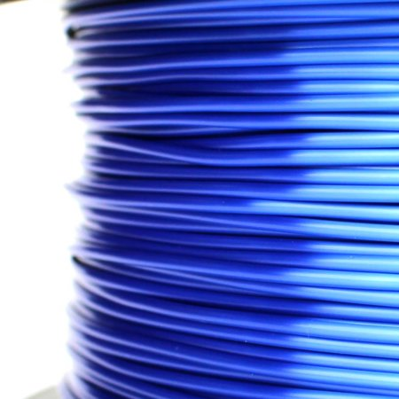 PLA Silk Filament - Dunkelblau - 1.75 mm