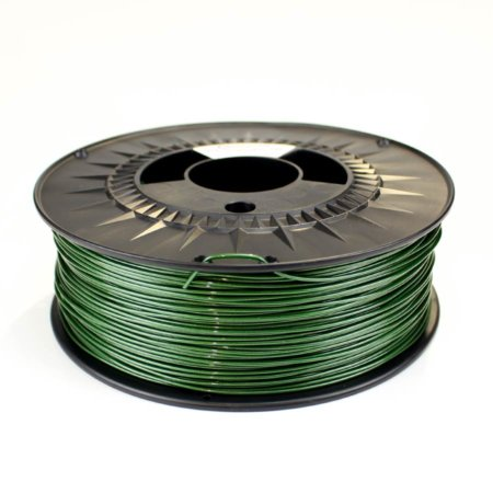 PETG Metallic Grün Filament - 1.75 mm