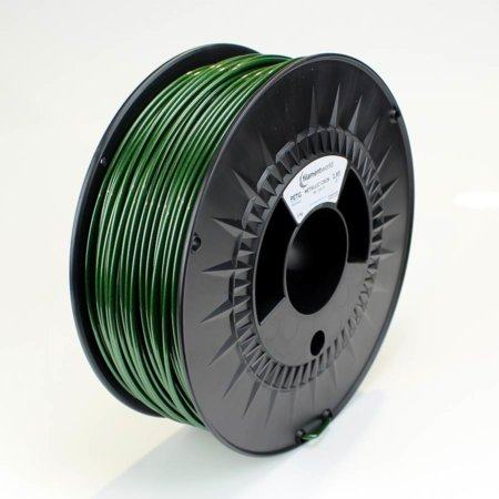 PETG Metallic Grün Filament - 2.85 mm