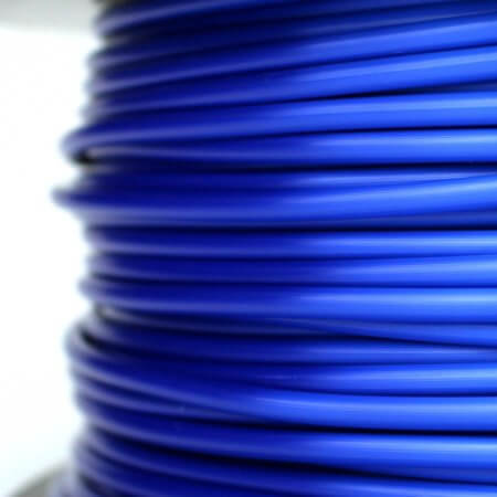 PLA Silk Filament - Dunkelblau - 2.85 mm