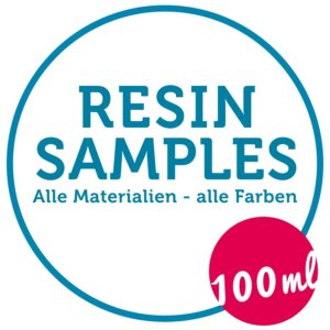 Resin Sample - 100 ml