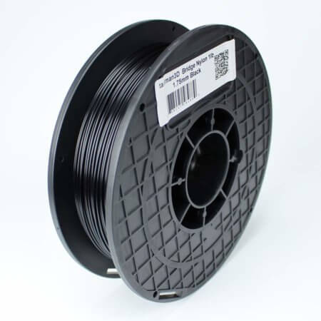 Taulman Nylon Filament - Bridge - Schwarz - 1.75 mm