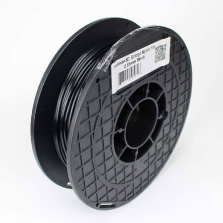 Taulman Nylon Filament - Bridge - Schwarz - 2.85 mm