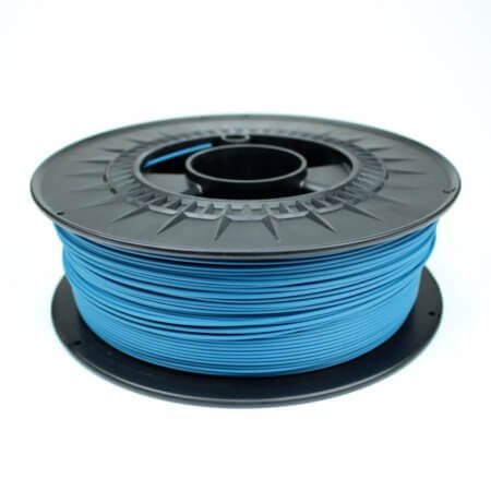 PLA MATT Filament - Filamentworld - Blau - 1.75 mm