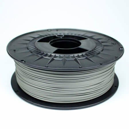 PLA MATT Filament - Filamentworld - Grau - 1.75 mm