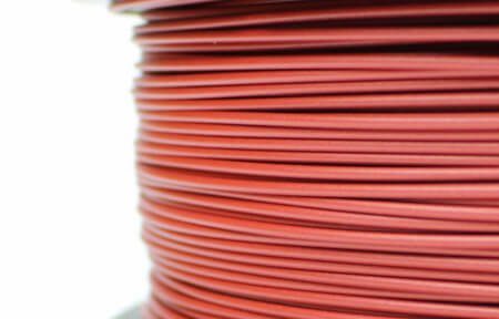 PLA MATT Filament - Filamentworld - Rot - 1.75 mm