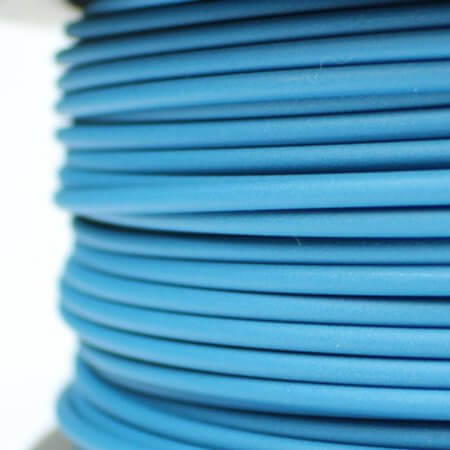 PLA MATT Filament - Filamentworld - Blau - 2.85 mm