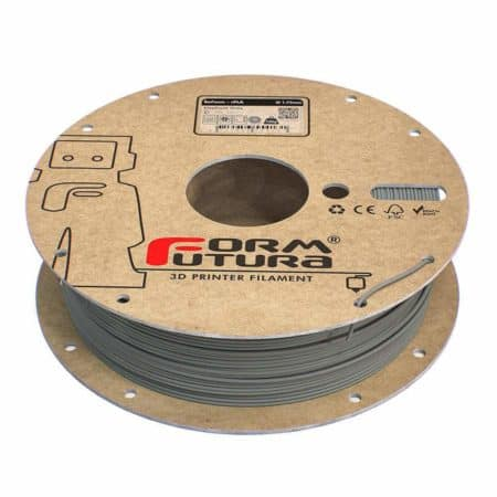 Formfutura - Reform rPLA - Recycle Filament - Grau - Elephant Grey - 1.75 mm