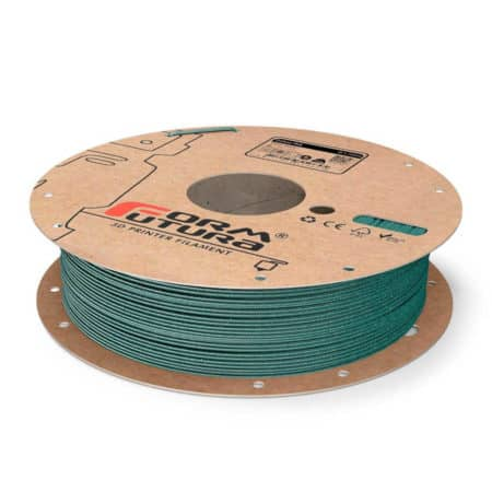 Formfutura - Galaxy PLA Filament - Opal Green - 1.75 mm
